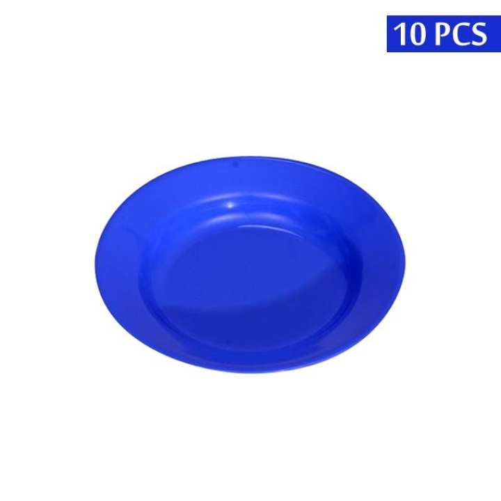 Consumer Product Series - Combo of 10pcs Plate/TDSH-01 - Blue