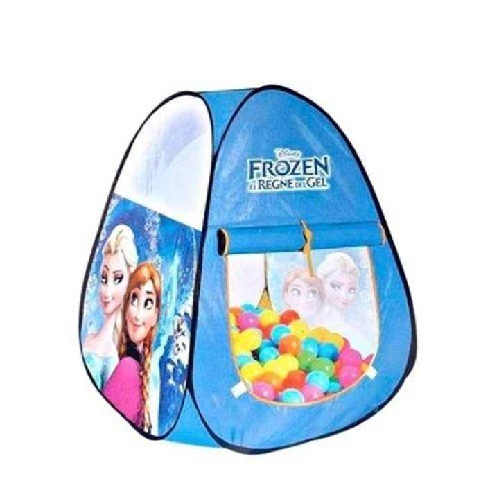 Kids Adventure Frozen Tent House - Blue