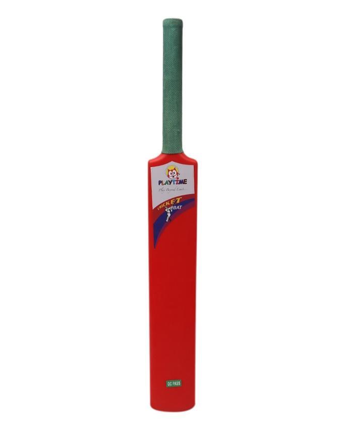 Cricket Bat - Red