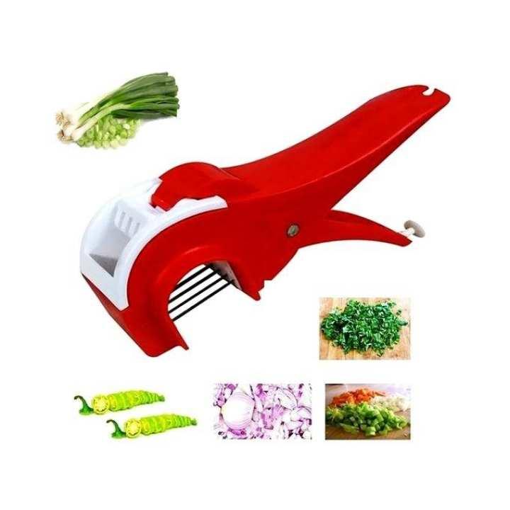 Vegetable Slicer - Red