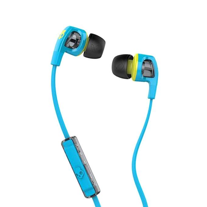 Bud 2 In-Ear Headphone - Sky Blue and Black