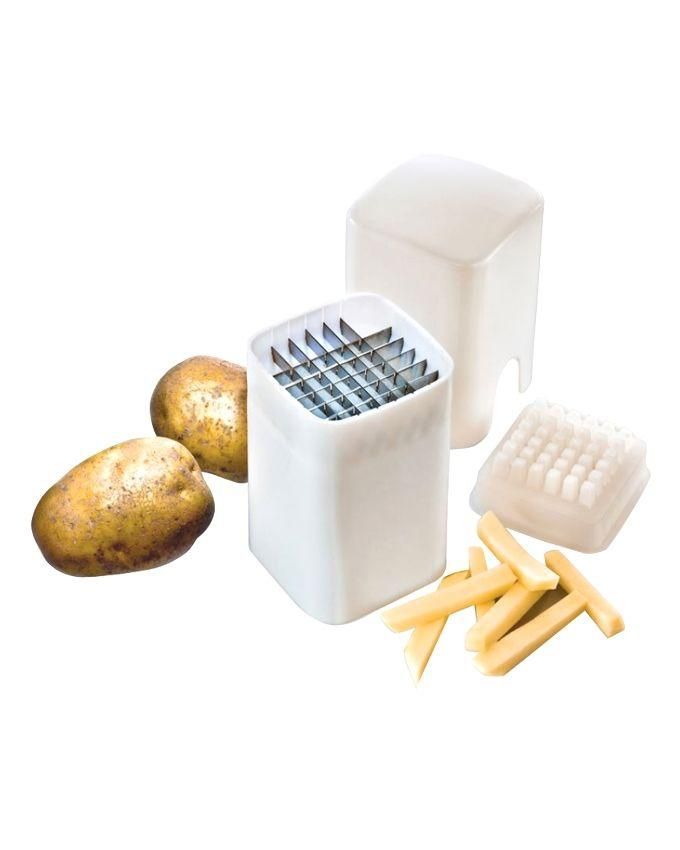 Perfect Fries Cutter - White