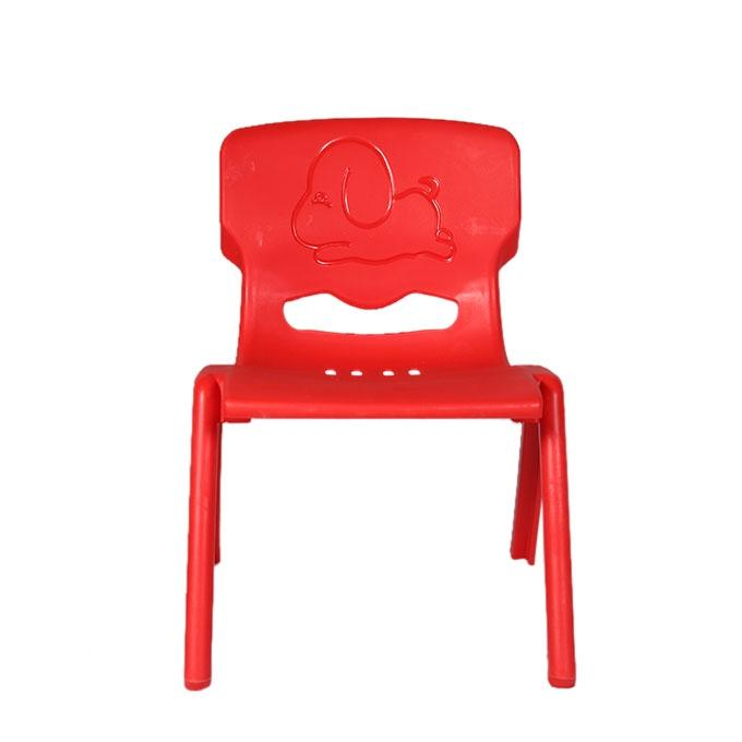 Red Plastic Chair For Kids