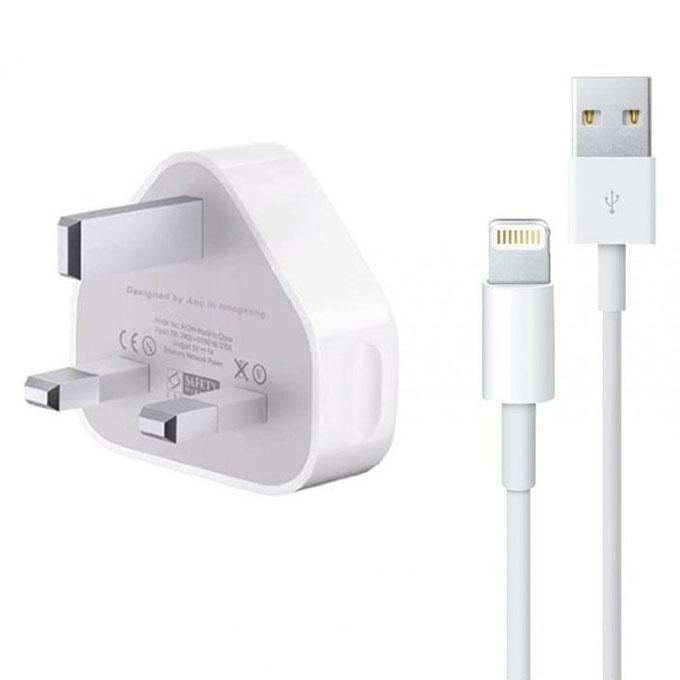 2 in 1 Charger USB Cable Apple iPhone And iPad Mini