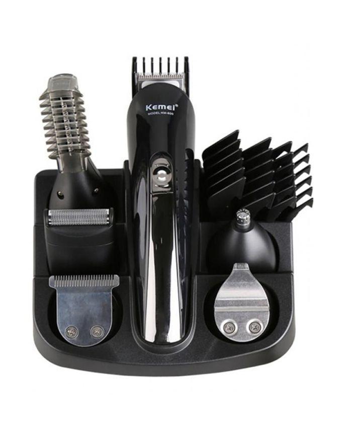 KM-600 - 11 In 1 Grooming Kit - Black