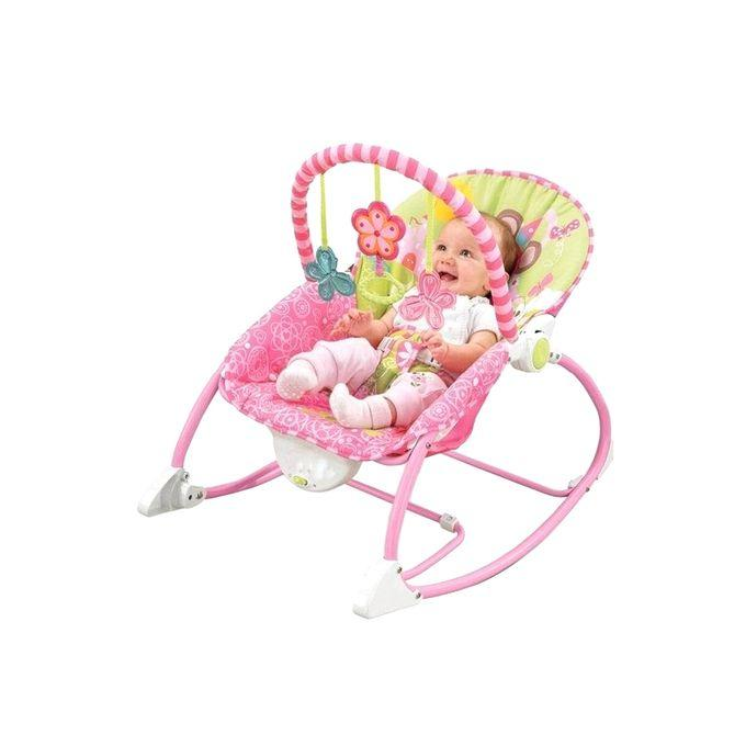 Baby Rocking Chair - Pink