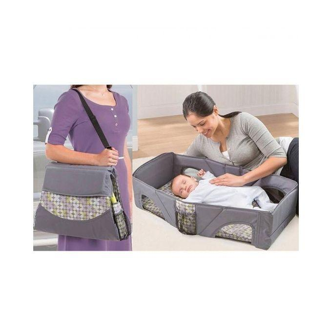 Baby Travel Bag and Bed