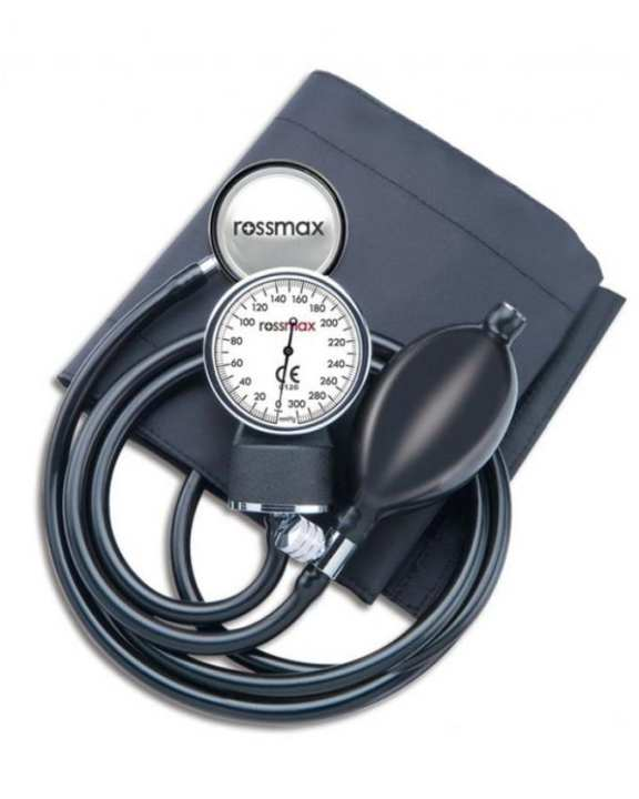 Rossmax Blood Pressure Monitoring Set - Black