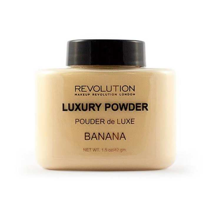 Makeup Revolution Luxury Banana Loose Powder