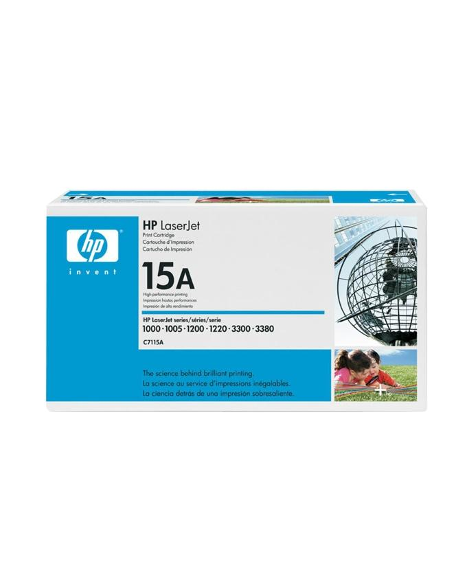 3300/1200 Toner and Cartridge - Black