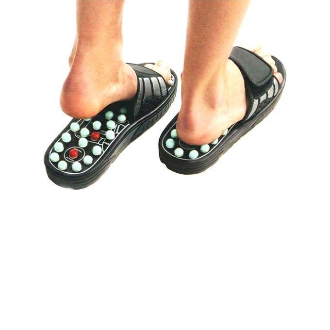 Foot Reflex Footwear - Black