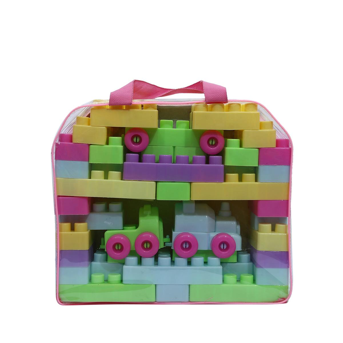 Kids Block Building Toys In Bangladesh At Best Price Minecraft Assembling Toy Plastic Blocks Set For