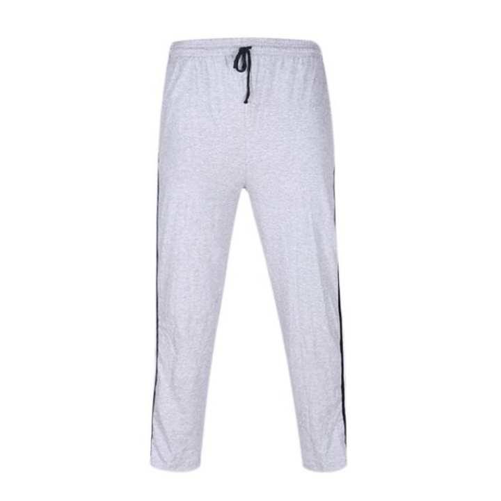 Light Grey Cotton Trouser For Men