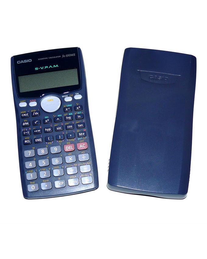 FX-100MS Scientific Calculator - Dark Grey