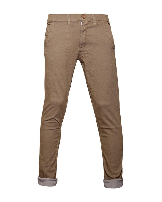 Peru Cotton Gabardine Pant For Men