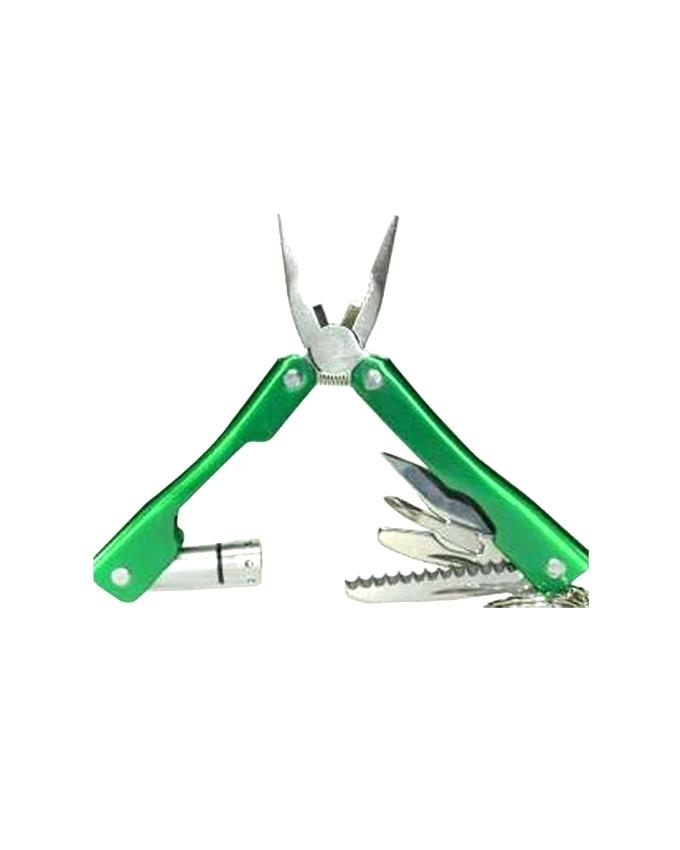 9 In 1 Tool - Green