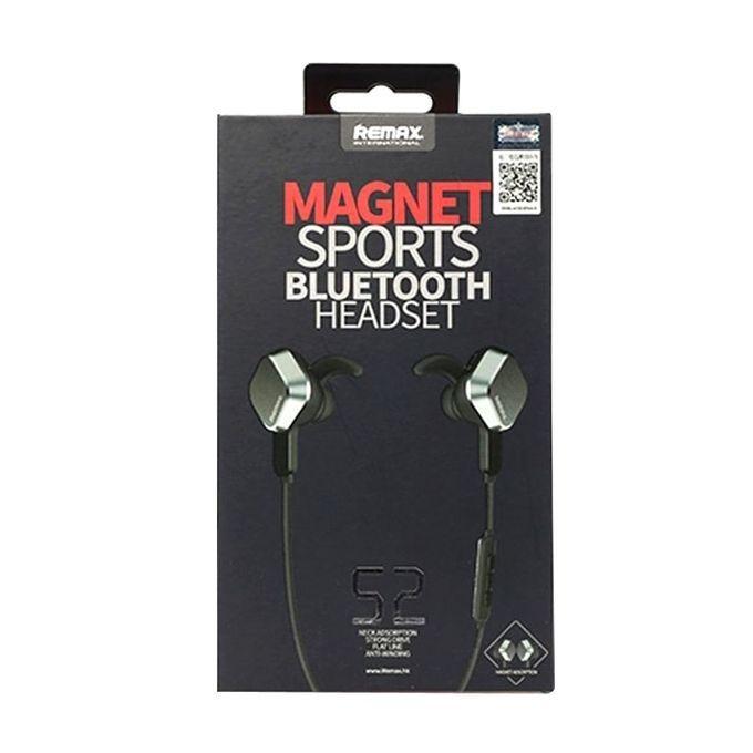 RM S2 - Bluetooth In-Ear Earphone - Black