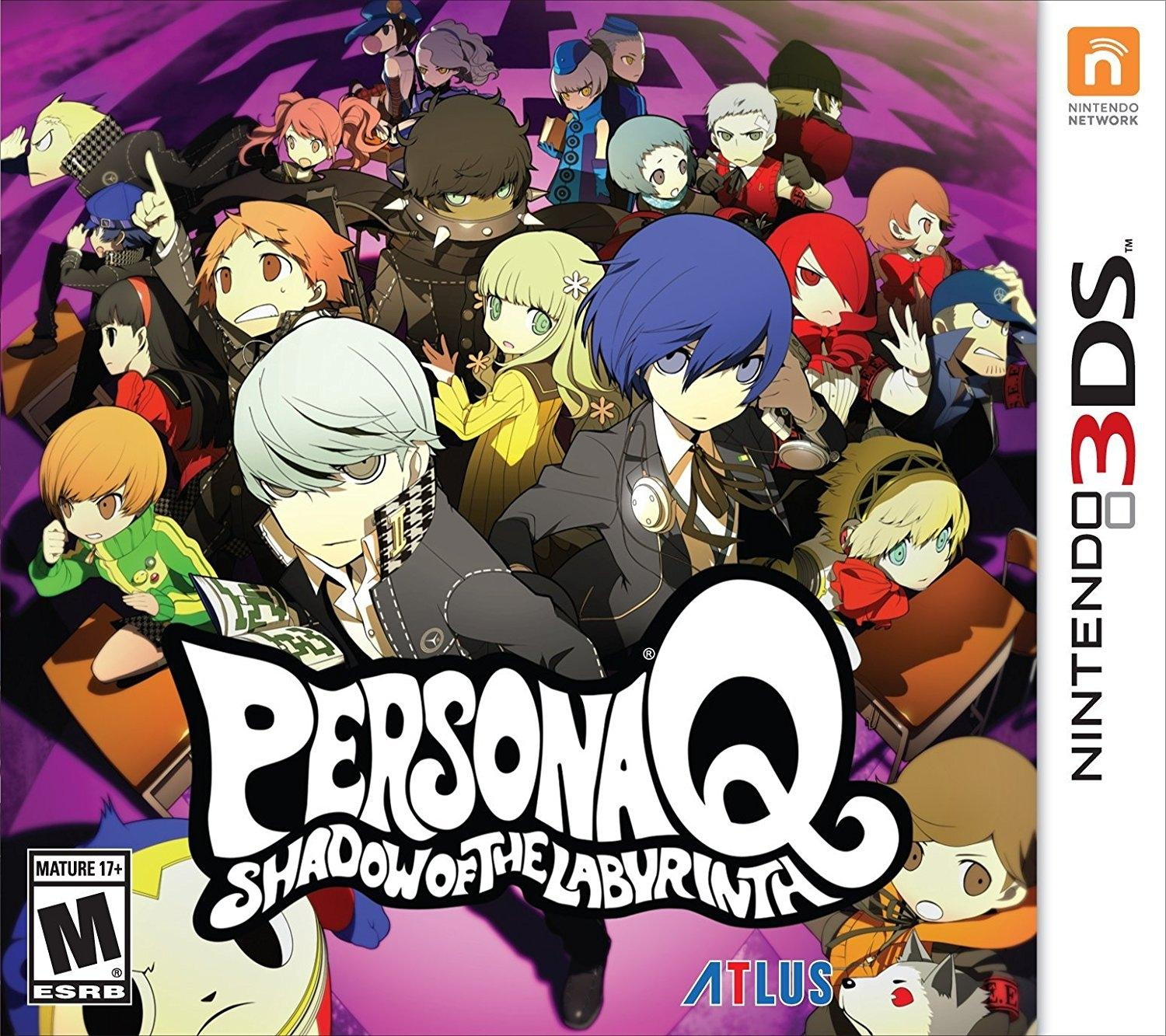 Nintendo Games Buy At Best Price In Bangladesh Game 3ds Fire Emblem Fates Conquest Usa Persona Q Shadow Of The Labyrinth Ntsc