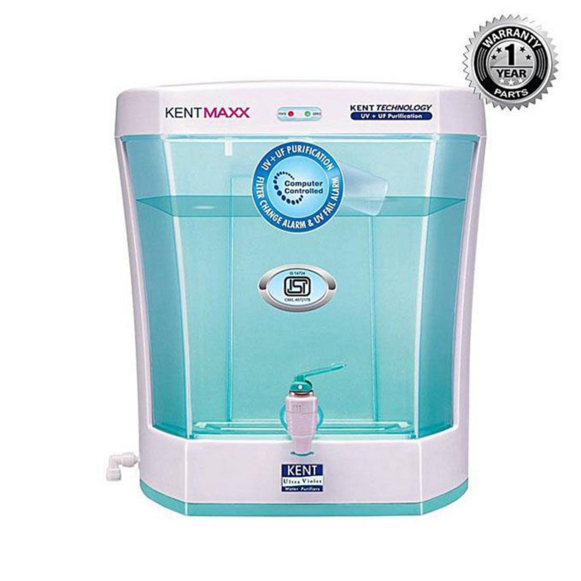 Maxx Water Purifier 7L - White & Blue