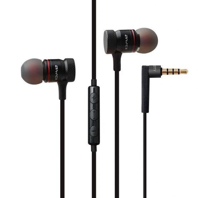 ES-70TY In-Ear Earphone - Grey