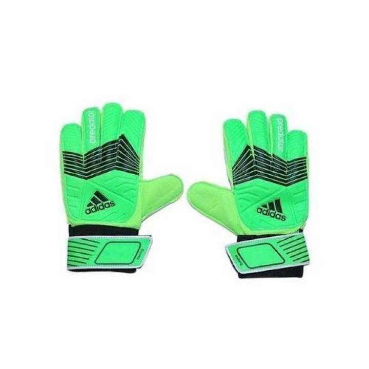 Football Hand Gloves - Green