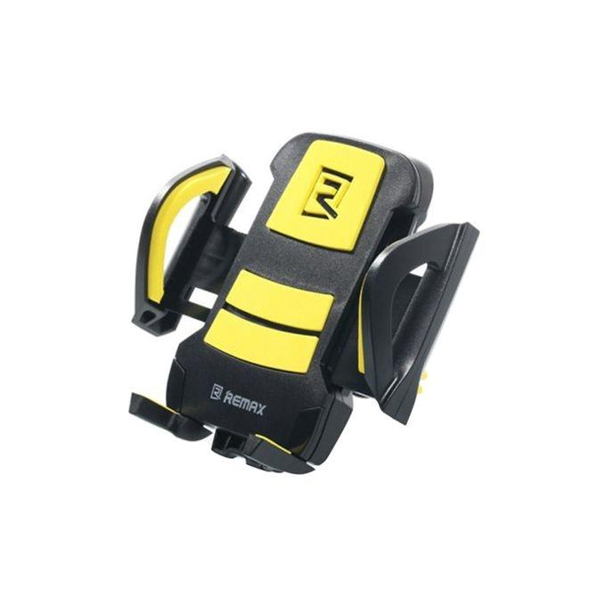 RM-C13 Car Air Vent Mount Stand - Yellow and Black