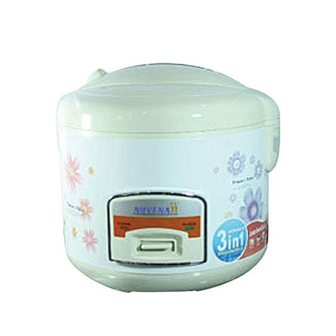 Fast Cooking Rice Cooker - NRC-81  - 1.8L - White