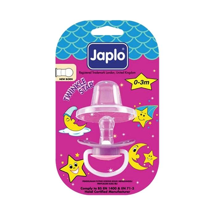 Halal Twinkle Star Baby Soother with Cover for New Born