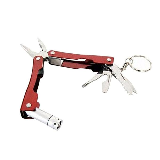 9 IN 1 Micro Pliers - Red
