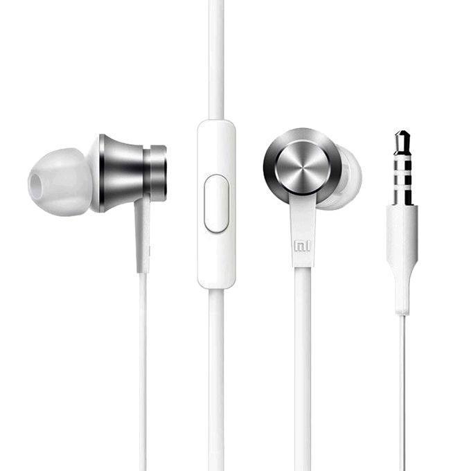 Mi Piston In-Ear Earphone - Silver