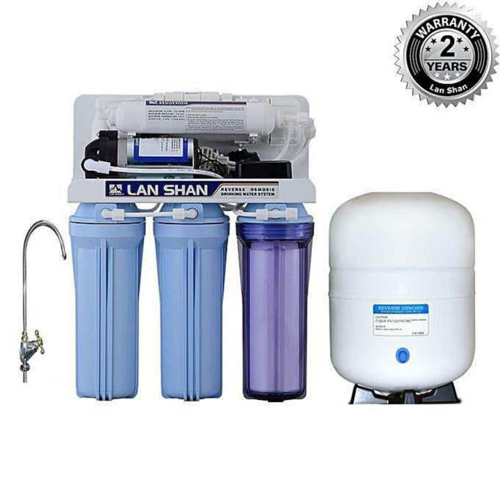 RO+Mineral BW 101 Water Purifier - White