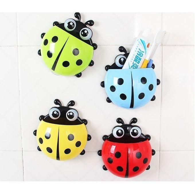 Insect Toothbrush Holder - Multi-color