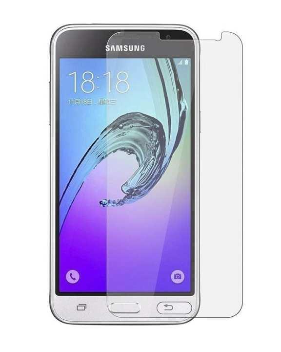 Samsung Galaxy J3 Screen Protector - Transparent