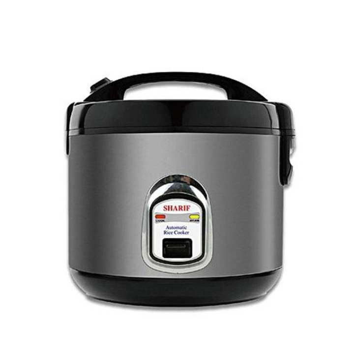 Rice Cooker - SH-50D15GS  - 2.2L - Grey and Black