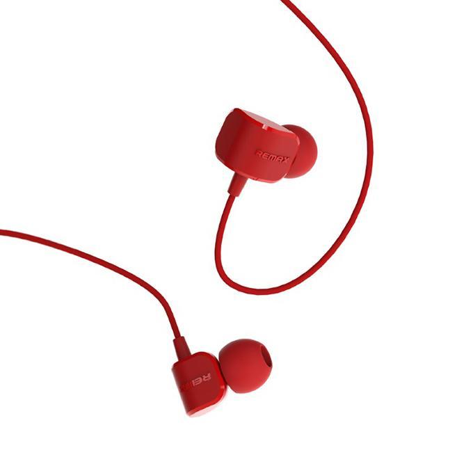RM-502 In-Ear Earphone - Red