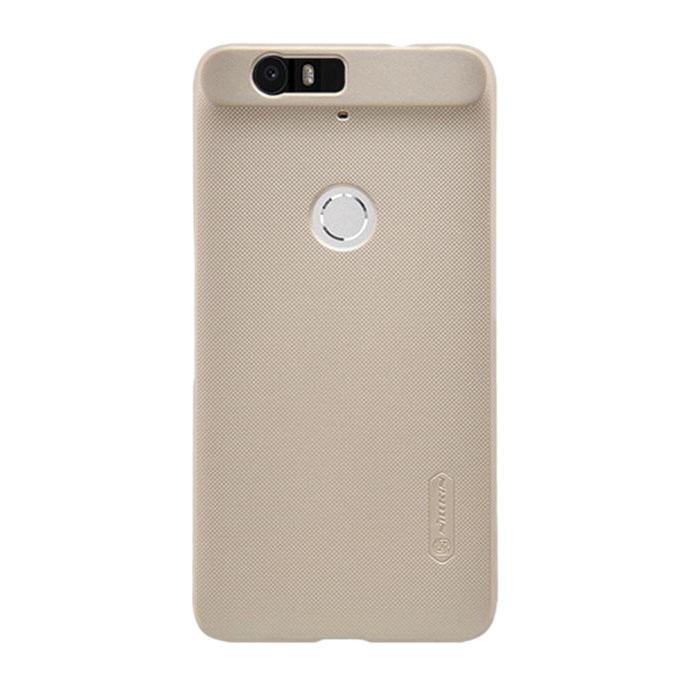 Nillkin Super Frosted Shield Back Case for Huawei Nexus 6P - Golden