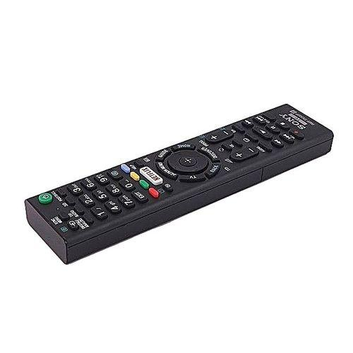 LCD/LED Smart TV Remote for Sony - Black