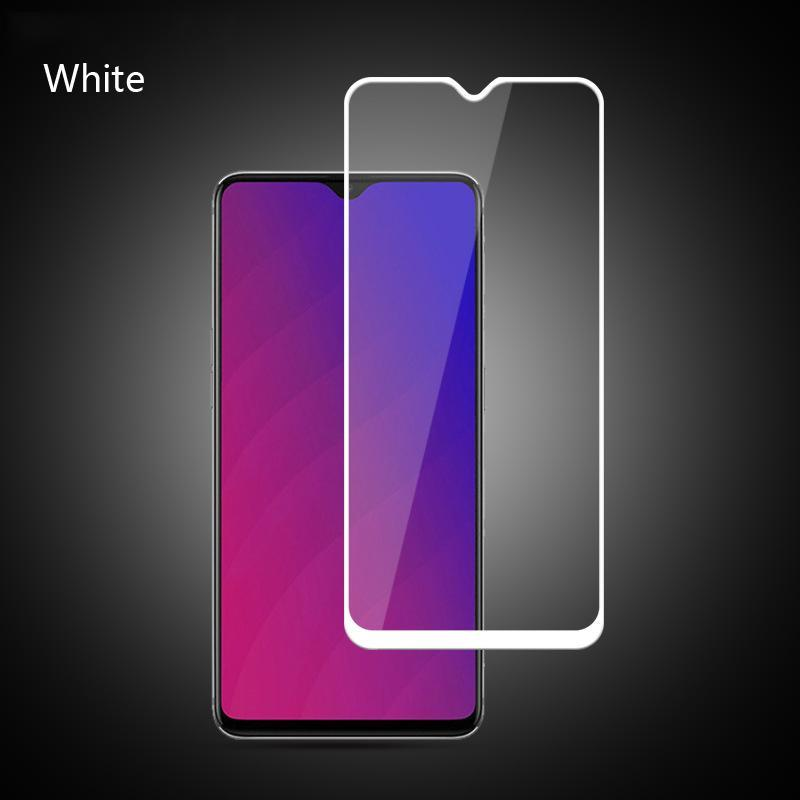 180957 items found in Screen Protectors. 5D Tempered Glass for Oppo F9- White and Transparent