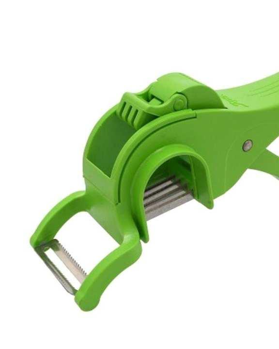 Vegetable Cutter - Green