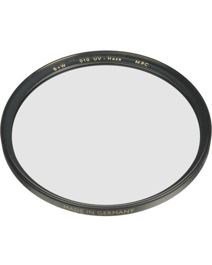 67mm UV Filter – Black