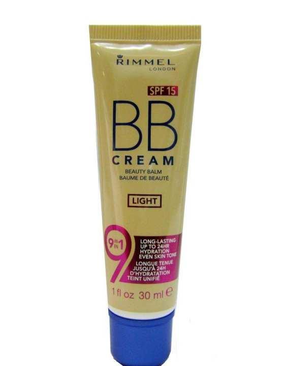 BB Cream Light - 30ml