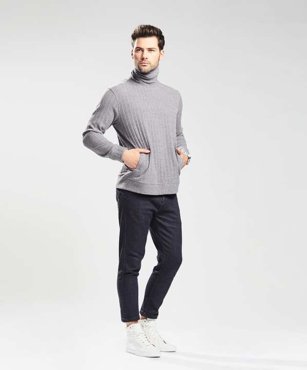 Men Winter Sweater