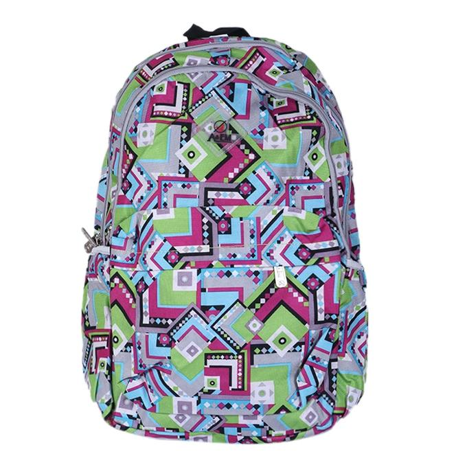 Polyester Backpack - Multi Color