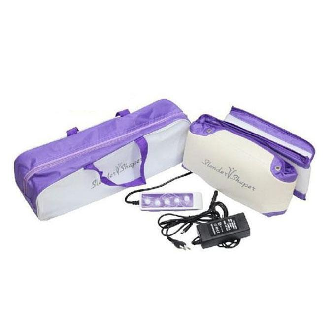 Slender V Shaper Massager Slim Belt-Purple