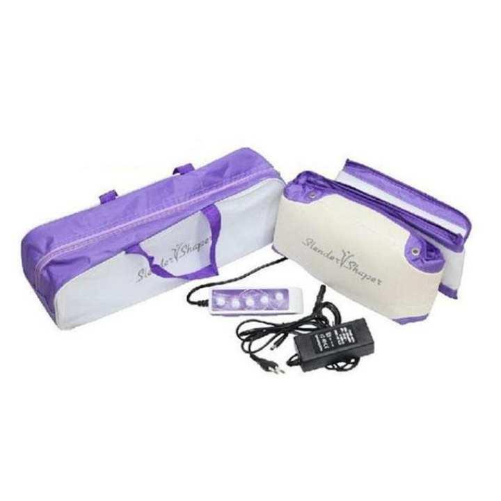 Slender V Shaper Massager Slim Belt-Purple