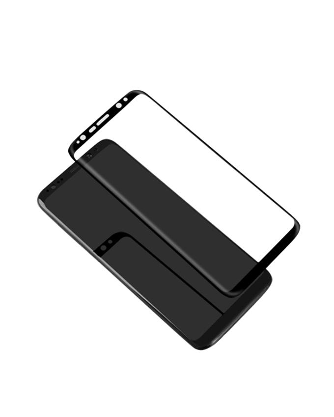 Anti-Explosion Glass for Galaxy S8 - Black