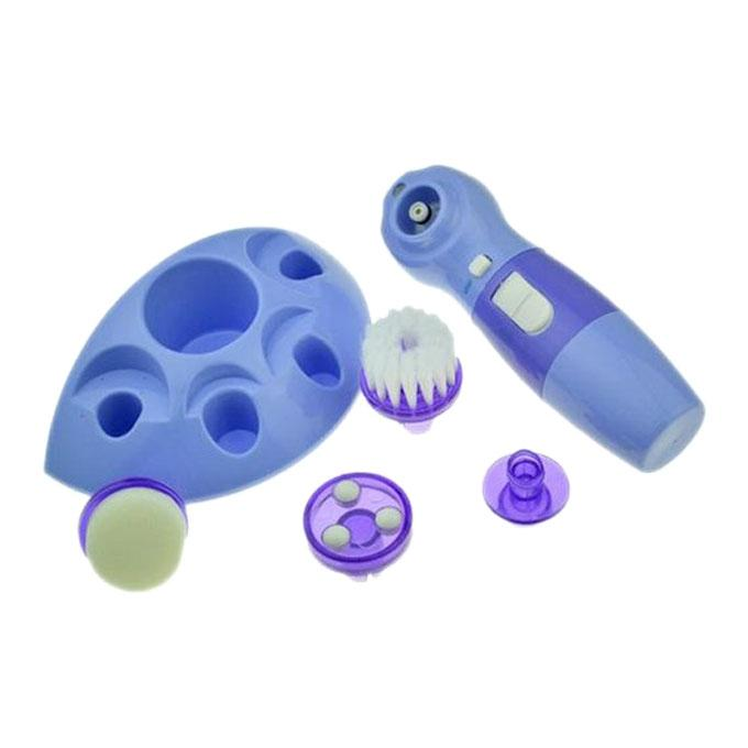 Power Perfect Multi-Function Face Massager - Slate Blue