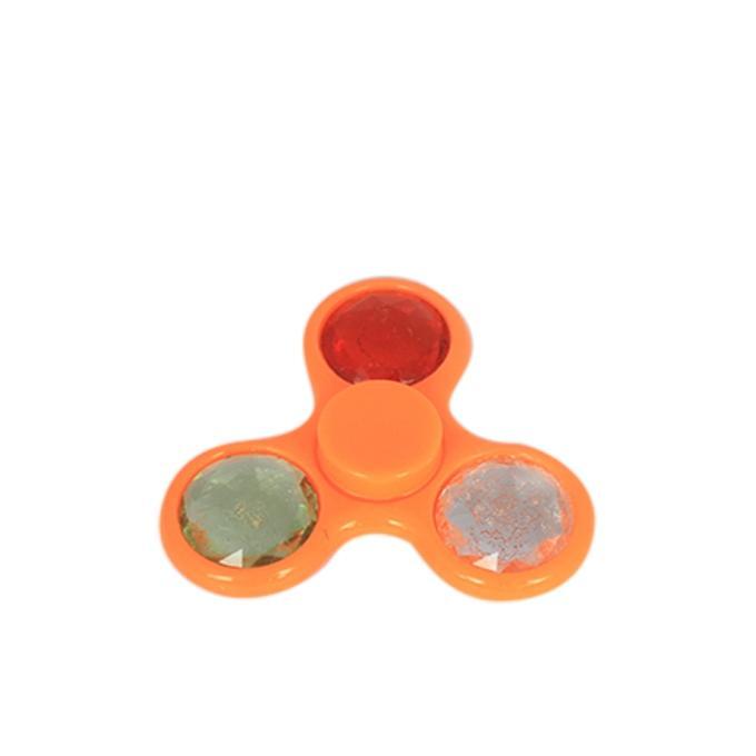 Tri Fidget Spinner - Orange