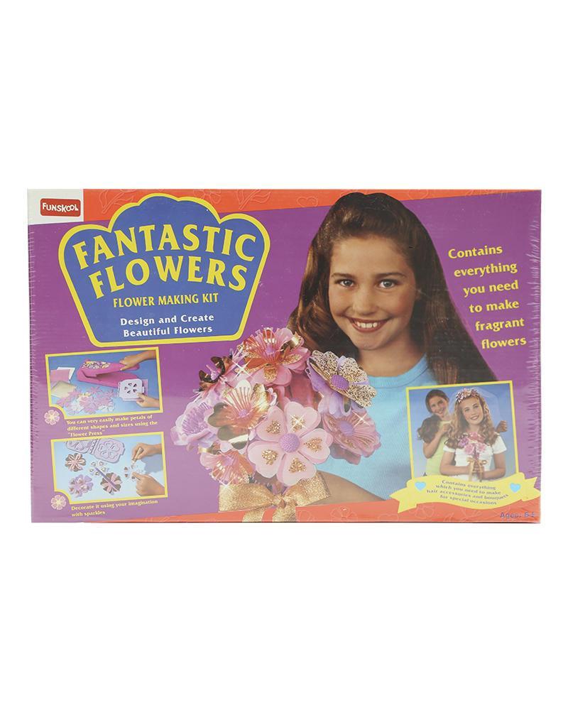 Funskool Fantastic Flower - Multicolor