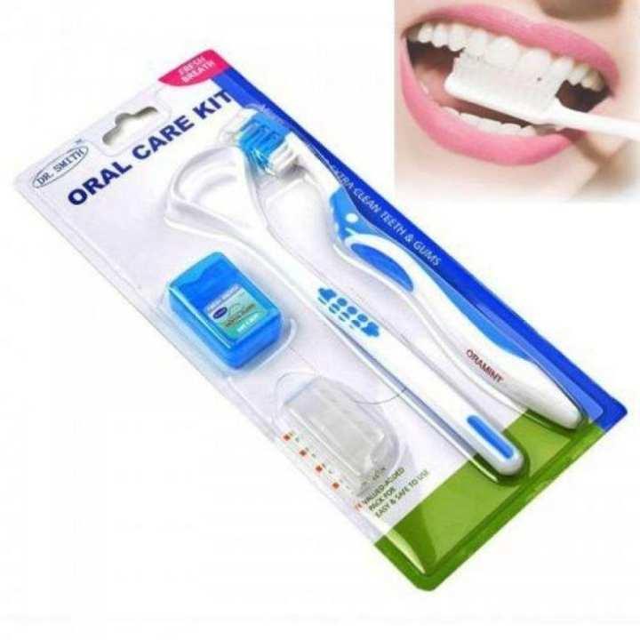 Oral Care Kit - White